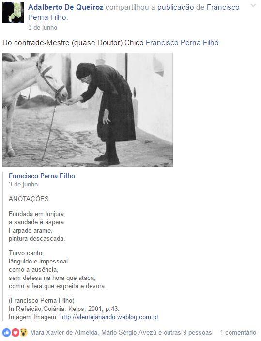 Poeta Francisco (Chico) Perna Filho